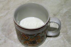 <p>Подогреваем молоко до 80 градусов.</p>